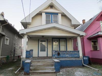 Toledo Single Family Home For Sale: 1538 Woodland Avenue