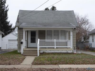 Toledo Single Family Home For Sale: 2552 Elsie Avenue