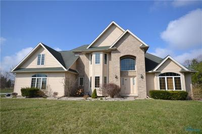 Sylvania OH Single Family Home For Sale: $316,500