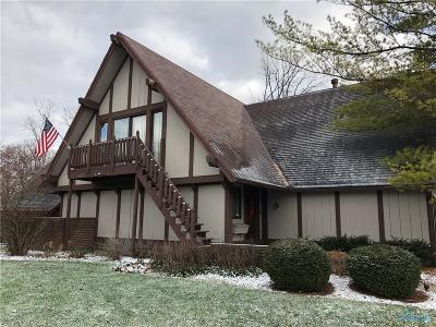 Sylvania Single Family Home For Sale: 6931 Apple Creek Road