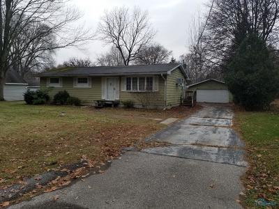 Sylvania Single Family Home For Sale: 5929 Huntington