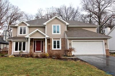 Toledo OH Single Family Home For Sale: $269,900