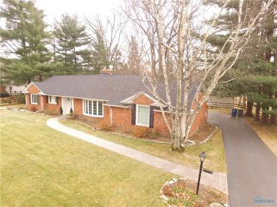 Toledo OH Single Family Home For Sale: $249,000