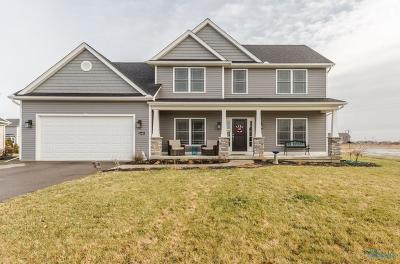 Perrysburg Single Family Home For Sale: 2643 Cross Ridge Way