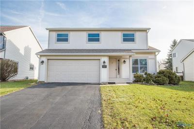 Maumee Single Family Home Contingent: 524 Arlene Drive