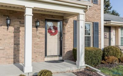 Perrysburg Condo/Townhouse Contingent: 6 New England Lane