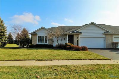 Maumee Condo/Townhouse Contingent: 8133 Quarry View Place