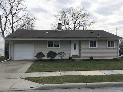 Maumee Single Family Home For Sale: 208 W Harrison Street