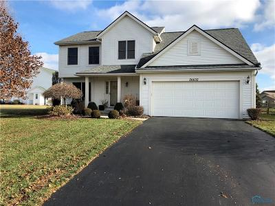 Perrysburg Single Family Home For Sale: 26632 Woodmont Drive