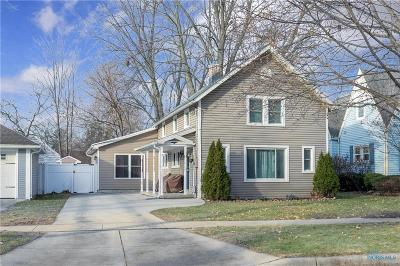 Sylvania OH Single Family Home Contingent: $139,900