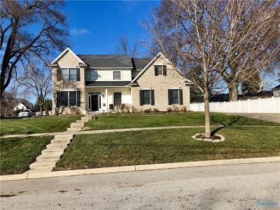 Maumee Single Family Home For Sale: 317 W Harrison Street