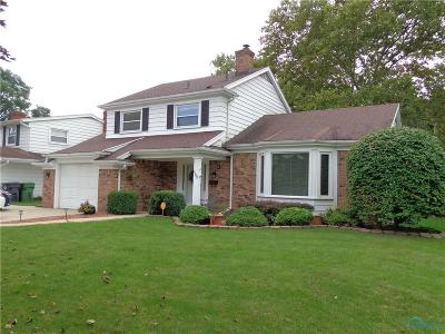 Maumee Single Family Home For Sale: 1105 Farmington Road