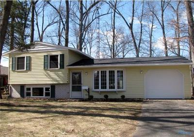 Sylvania Single Family Home Contingent: 6644 Charlesgate Road