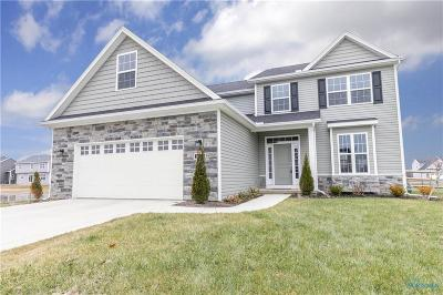 Perrysburg Single Family Home Contingent: 2640 Cross Ridge Way
