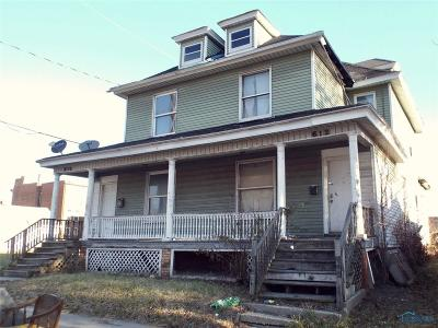 Toledo OH Multi Family Home For Sale: $19,000