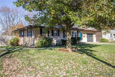 Perrysburg Single Family Home Contingent: 277 Margaret Place