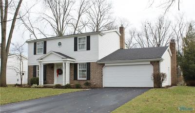Sylvania OH Single Family Home For Sale: $198,900