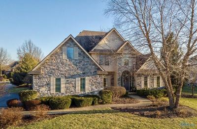Single Family Home For Sale: 26422 W River Road