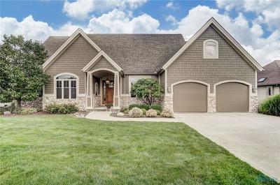 Single Family Home For Sale: 819 Pine Valley Drive