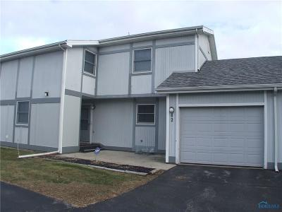 Toledo Condo/Townhouse Contingent: 5762 Staghorn Drive #5762