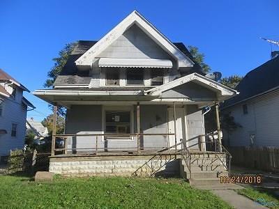 Toledo Single Family Home For Sale: 1505 Vinal Street