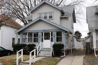 Toledo Single Family Home For Sale: 3525 Leybourn Avenue