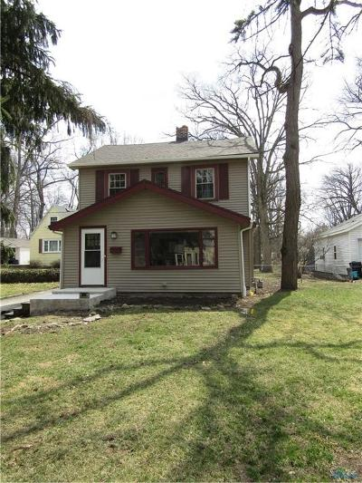 Toledo Single Family Home For Sale: 3009 Oxbridge Drive