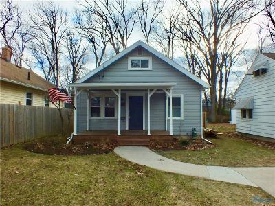 Toledo Single Family Home Contingent: 2841 Medford Drive
