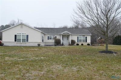 Swanton Single Family Home For Sale: 4120 Creekside Drive