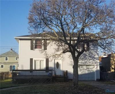 Toledo Single Family Home Contingent: 230 Valleywood Drive
