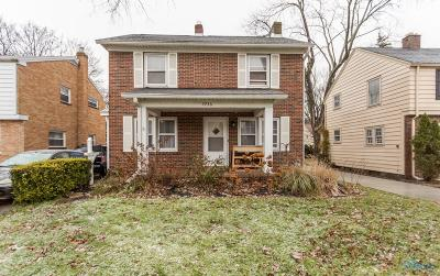 Single Family Home For Sale: 3936 Woodmont Road