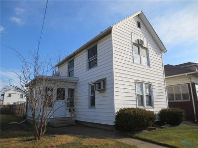 Toledo Single Family Home For Sale: 229 Worthington Street