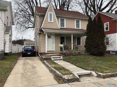 Toledo Single Family Home For Sale: 4309 Commonwealth Avenue
