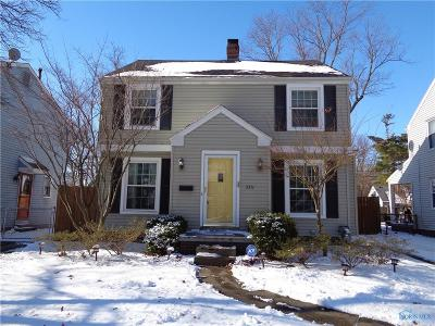 Toledo Single Family Home For Sale: 3711 Elmhurst Road