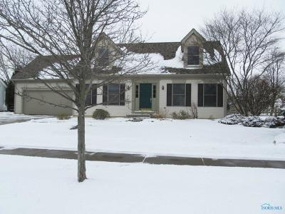 Sylvania OH Single Family Home For Sale: $227,900