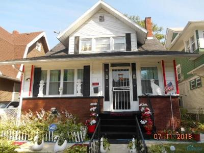 Toledo Single Family Home For Sale: 238 Kevin Place