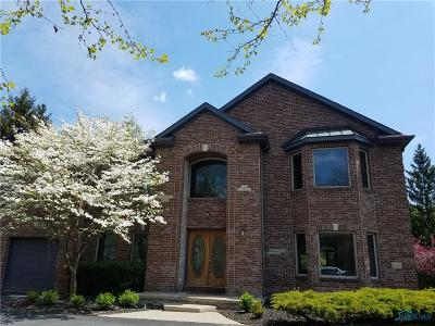 Toledo Single Family Home For Sale: 3004 Squirrel Bend