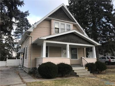 Toledo Single Family Home For Auction: 1408 Lawnview Avenue