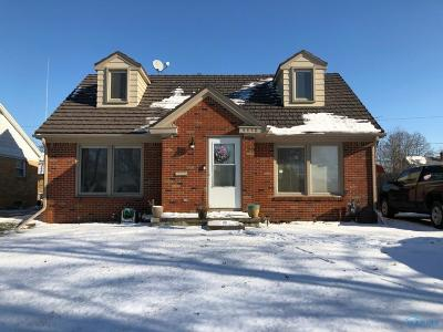 Toledo Single Family Home For Sale: 4458 282nd Street