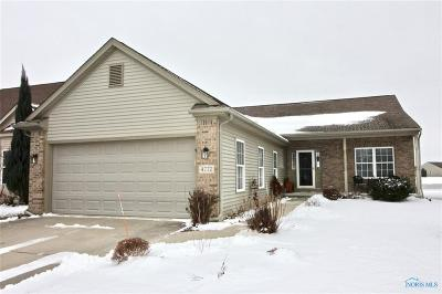 Maumee Single Family Home For Sale: 4772 Port Drive