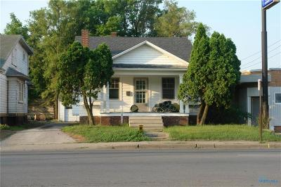 Single Family Home For Sale: 2615 W Central Avenue