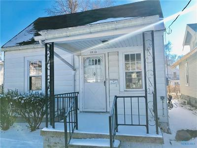 Single Family Home For Sale: 1913 Barrows Street