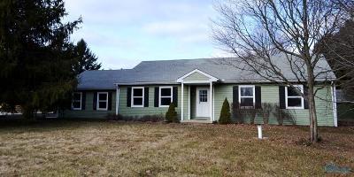 Single Family Home For Sale: 13322 Mohler Road