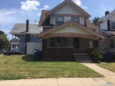 Toledo Multi Family Home For Sale: 1101 Radcliffe Drive