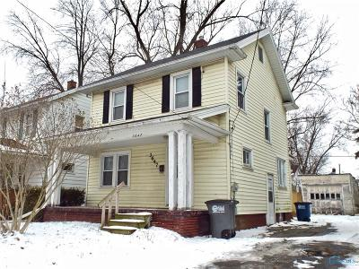 Toledo Single Family Home For Sale: 3647 Burton Avenue