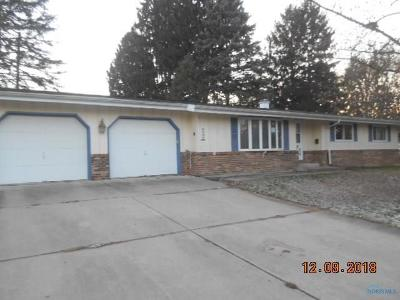 Toledo Single Family Home For Sale: 6005 Judge Drive