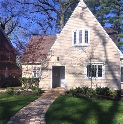 Single Family Home For Sale: 2509 Hempstead Road