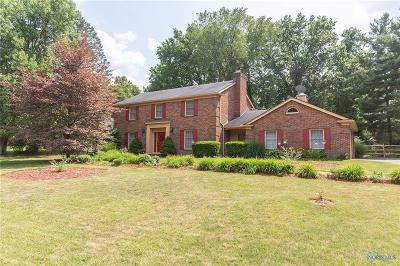 Toledo Single Family Home For Sale: 1442 Creekwood Lane