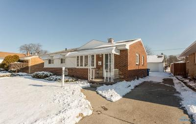 Toledo Single Family Home For Sale: 4310 289th Street