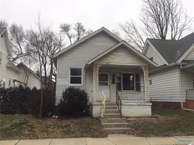 Toledo Single Family Home For Sale: 1862 Finch Street